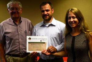Platteville Community Grant to PCC